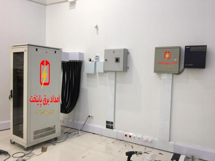 برق تلفن شبکه دزدگیر